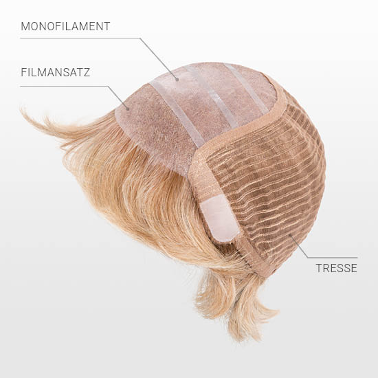 monofilament monotop - Lasulja Hairpower Solitär Hi