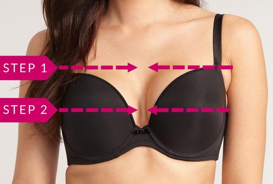 ro moderc merjenje - Oblačilo silikonske nadomestne umetne prsi B okrogel izrez