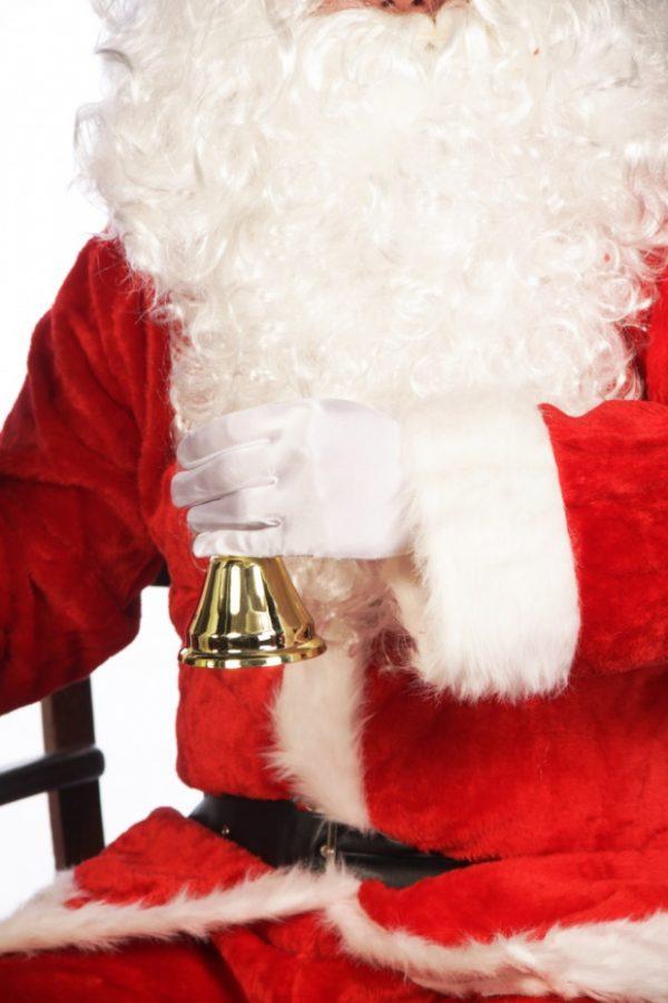 plis kostum božični