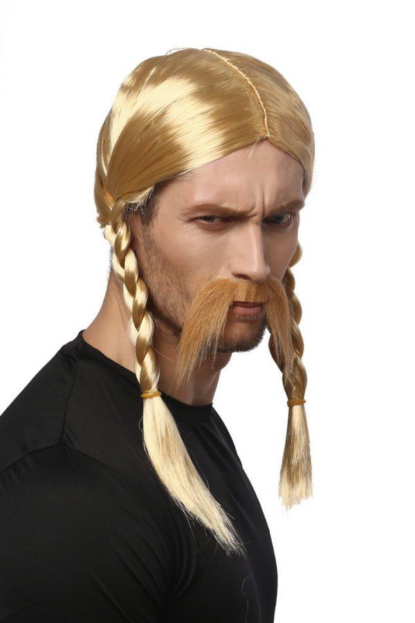 moška lasulja viking