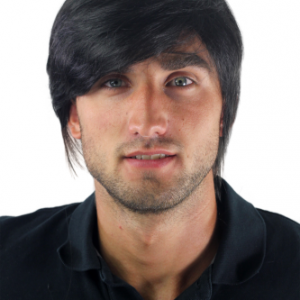 moška lasulja